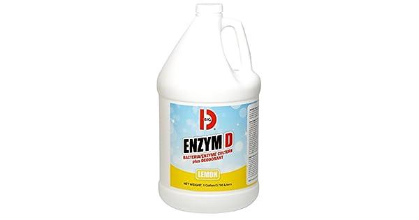 Amazon.com: Enzym D enzima limpiador y desodorante (1 Galón ...