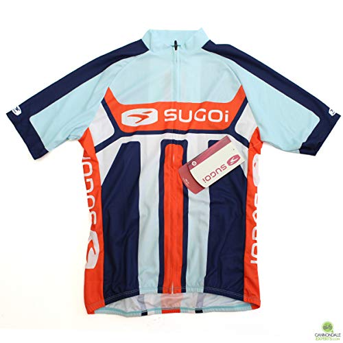 SUGOi Men's Evolution Pro Jersey, Ice Blue, Large