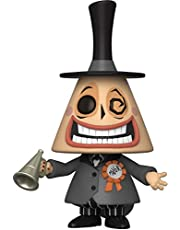 Funko 48181 POP Disney: The Nightmare Before Christmas-Mayor w/Megaphone w/Chase Collectible Toy, Multicolour
