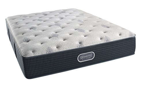Simmons Bedroom Mattress (Beautyrest Silver Luxury Firm 800, King Innerspring Mattress)