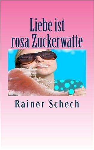 Liebe ist rosa Zuckerwatte