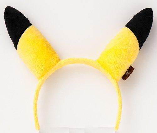 how to make pikachu ears headband