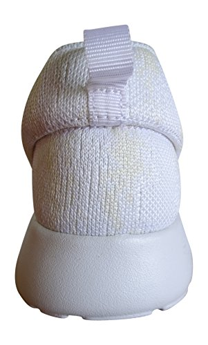 Nike Roshe Uno Mens Kjcrd Addestratori Correnti Delle Scarpe Da Tennis 777429 Vela Bianca 100