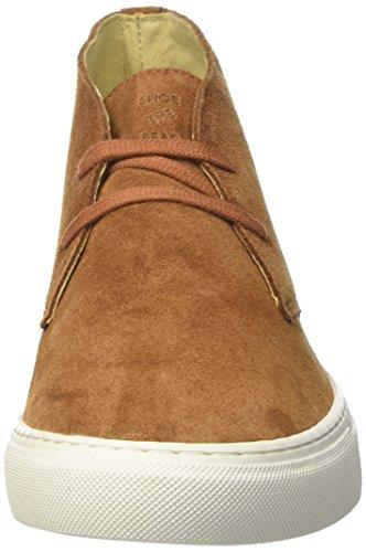 Hohe Sneaker Liam Herren Brown S The Shoe Bear Braun 76qaag