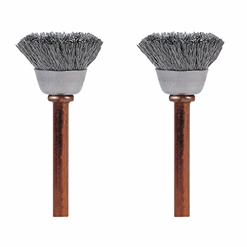 Dremel 531 02 Stainless Steel Brushes product image