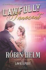 Lawfully Innocent: A US Marshal Lawkeeper Romance Paperback