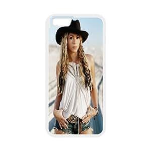 iPhone 6 4.7 Inch Cell Phone Case White Shakira 2 T1X3KZ
