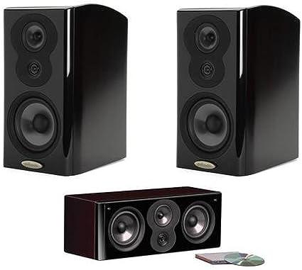 Amazon.com: Polk Canal de 1 x lsim704 C Center de audio Altavoz