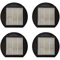 ZVac Dirt Devil F-27 HEPA Filters 4 Pack 1LY2108000