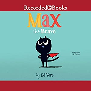 Max the Brave Audiobook