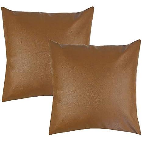 Amazon.com: Juego de 2 fundas de almohada decorativas para ...