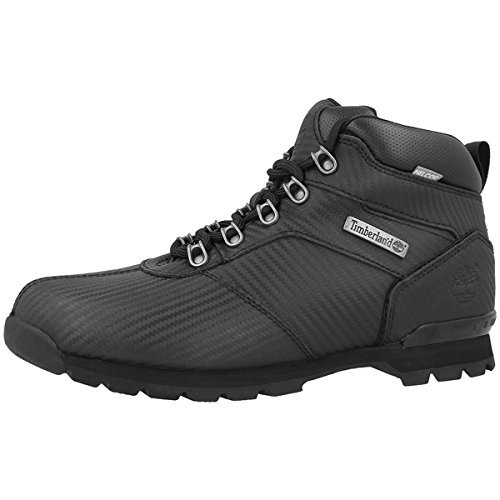 TIMBERLAND MENS SHOES Boots Splitrock 2 Black A11XQ HELCOR
