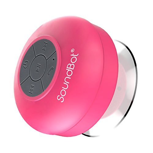 SoundBot Bluetooth Resistant Handsfree Speakerphone