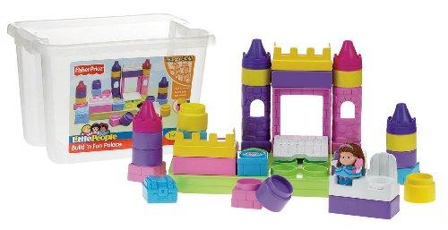 Little People Builders - Fisher-Price Little People Builders Build ?n Fun Palace