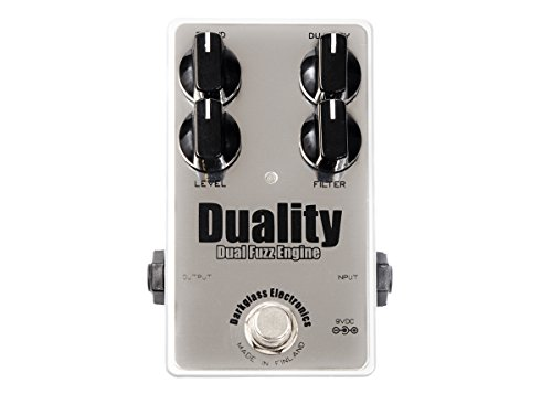 Darkglass Duality Fuzz Bass Fuzz Pedal by Darkglass