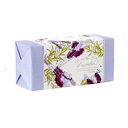 Soap and Paper Factory Shea Butter Soap, Lavender