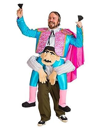 Disfraz de Torero a Hombros - Hombre, L: Amazon.es: Ropa y accesorios