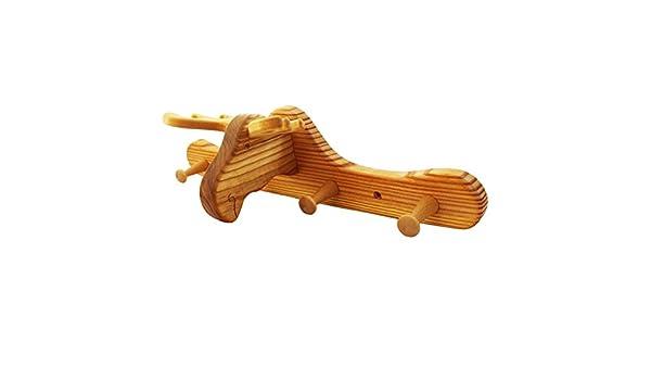 Niños perchero de madera, muebles, niños perchero infantil ...