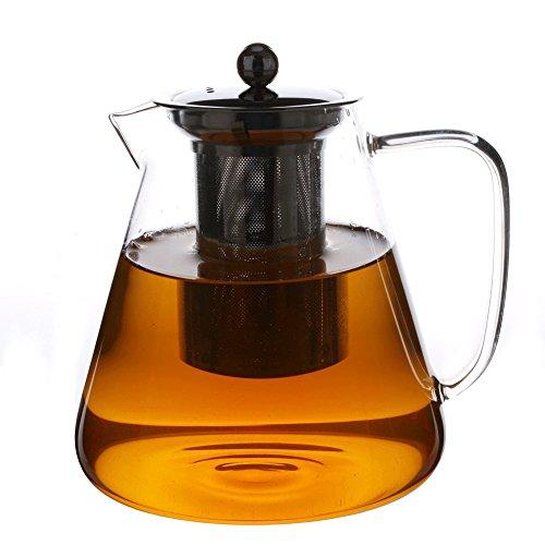 1 5Liter Teapot Stainless Infuser Flower