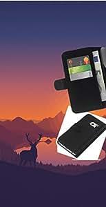 All Phone Most Case / Oferta Especial Cáscara Funda de cuero Monedero Cubierta de proteccion Caso / Wallet Case for Samsung Galaxy S6 EDGE // Dear Sunset