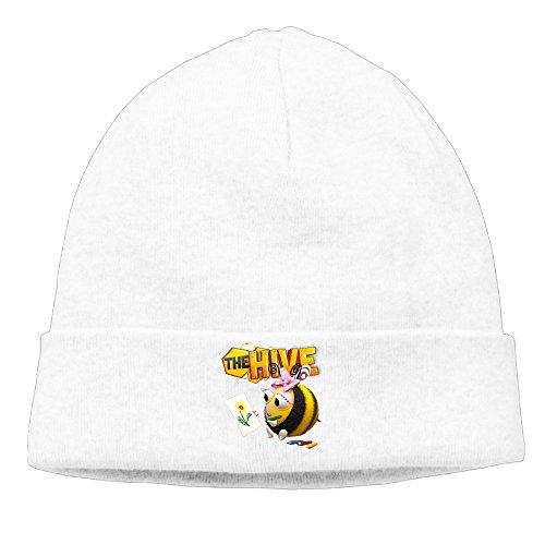 DETO Men's&Women's The Hive Patch Beanie SkatingWhite Caps - Loki Laufeyson Costume