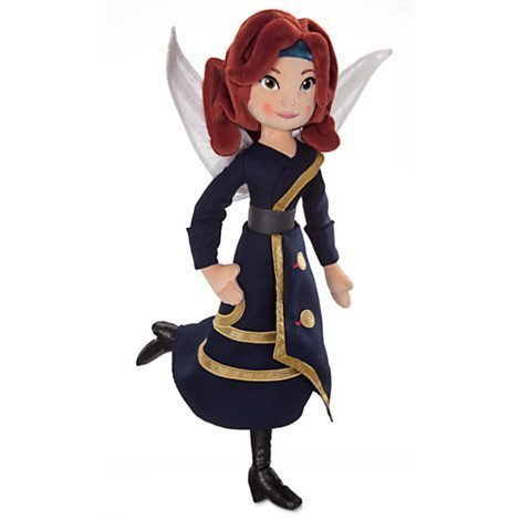 Disney Zarina Plush Doll - The Pirate Fairy - 18
