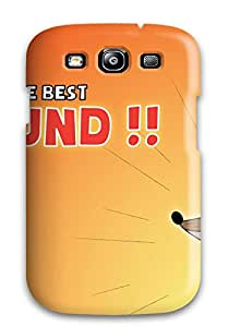 Tpu Case For Galaxy S3 With Regular Show