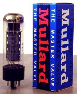 Mullard Reissue EL34 Power Vacuum Tube, Matched Pair by Mullard