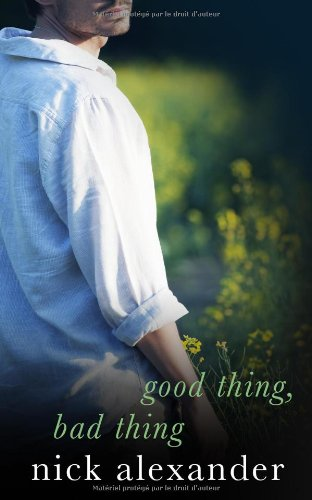 book cover of Good Thing Bad Thing