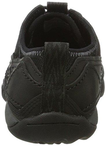 Mimosa Noir Black Quinn Femme LTR Merrell Trail Chaussures Lace de HqdczB