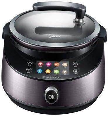 Robot de cocina multifunción, batidora inteligente automática, sin humo, de cerámica con forma de gota: Amazon.es: Hogar