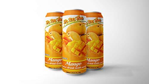 DMP Canned Mango Juice / Jugo de Mango 12-PACK (Dmp Pack)