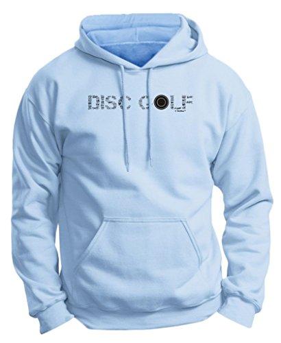 disc-golf-apparel-disc-golf-word-collage-disc-golfing-gift-premium-hoodie-sweatshirt-small-ltblu