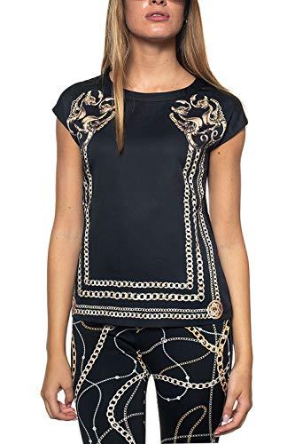 Doppiata Nero Donna T shirt Guess Da nxOWqwPBSv