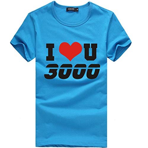 ✨Londony Dad I Love You 3161 Iron-Man Avengerss T-Shirt Fathers Mothers Day Summer Fashion Casual Men Tops Blouse]()