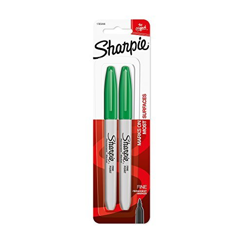 Sharpie Fine Pink Markers Pack of 4 - City Of Hope Breast Cancer Research by Sharpie