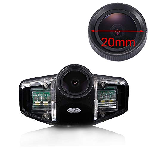 - Super HD CCD Sensor Vehicle 20mm 170 Wide Angle Night Vision Rear View IP68 Reverse Backup Camera for Honda Accord/Acura TSX/Pilot/Civic EK/Civic FD/Odyssey