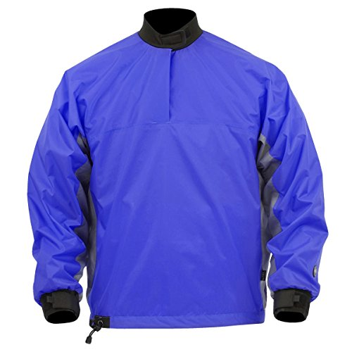 NRS Rio Top Paddle Jacket Blue Small
