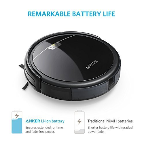 Anker Robovac 10 Self Docking Robotic Vacuum Cleaner With