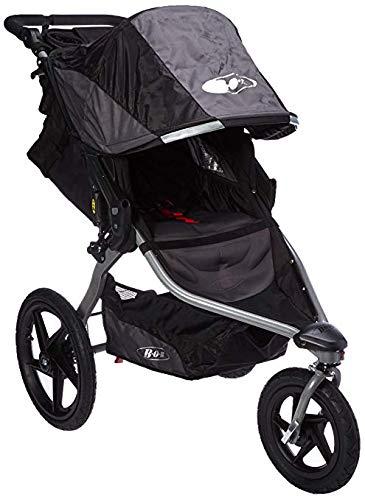 BOB Revolution Flex Jogging Stroller, Black BOB Gear
