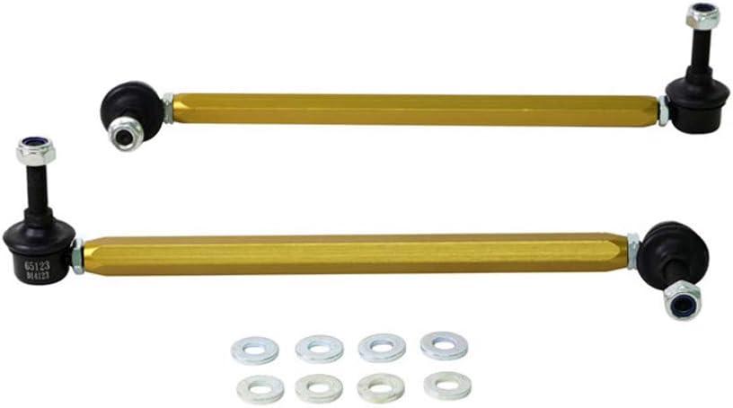 Whiteline KLC172 Front Heavy Duty Sway Bar Link Assembly
