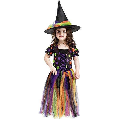 Tatter Witch Queen Toddler (Witch Queen Costume)