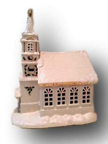 Lenox Christmas Village LED Church
