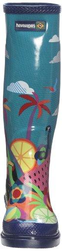 Havaianas Botas de Goma Mujer Botas de Goma Estampadas Always summer
