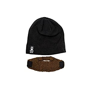 63c6ef21ff3 ... Knit Ski Beard Mustache Beanies Hat Cap Face Mask with Horns  8.99.  Click to enlargeClick to enlarge. Previous