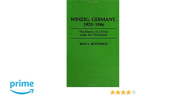 a history of the holocaust by rita botwinick