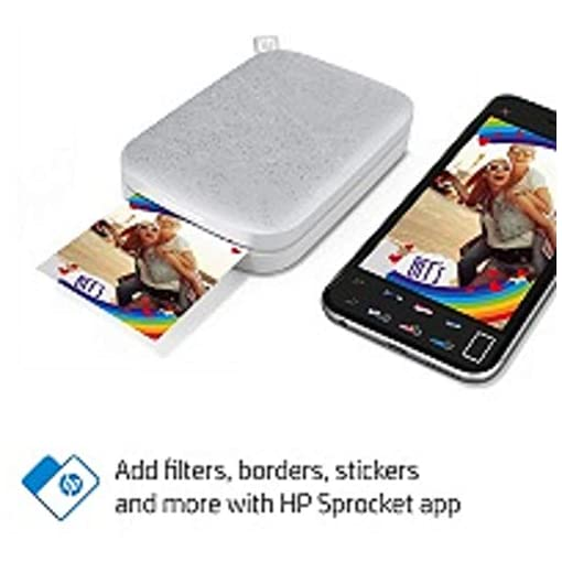 HP Sprocket 200 – White
