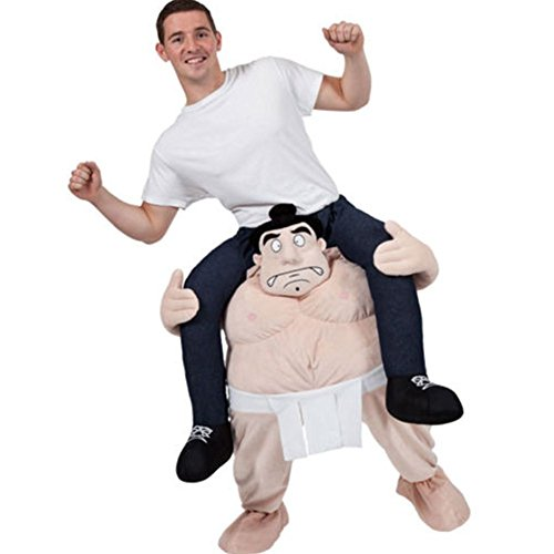 Carry (Sumo Fighter Costume)