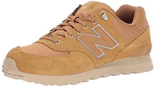Balance 574v1 New Men's Sneaker Sand aq1Z7d1