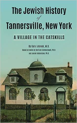 Tannersville jewish